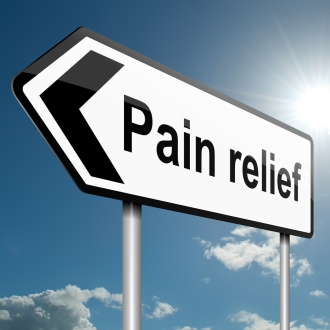 Alivio del dolor crónico